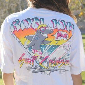 Vintage '86 Ron Jon Surf Tee